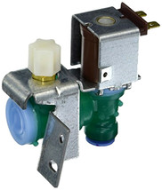 New Replacement Inlet Valve For Whirlpool WPW10238100 AP6017532 PS11750831 - $31.19