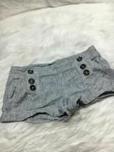 Express women shorts size 0 gray  b18 - $10.39
