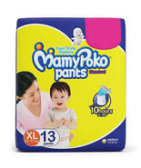 1 pack Mamy Poko Pants Standard XL size Diapers for 12-17kg Baby (13 Count) - $16.04