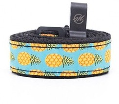 CLOUDMUSIC Pineapple Ukulele Strap With Hook Hawaiian Tropical Design U... - $28.51