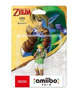 NEW Nintendo 3DS Amiibo Link The Legend of Zelda Ocarina of Time JAPAN - $29.99