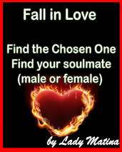Fall in Love, Find the Chosen One Spell . Find your soulmate (male or female)  - $63.75