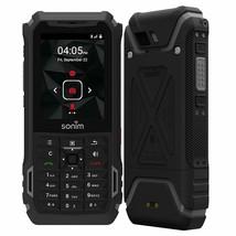 Sonim XP5s | 4G LTE (GSM UNLOCKED) Rugged Waterproof Military XP5800 | Black