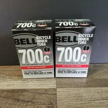 Bell 2-Pack 700C Bicycle Inner Tube Fits 25-32c Road/Hybrid Presta Valve - $17.79