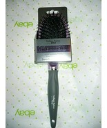 Cala Urban Salon Pro Wet Dry Oval Cushion Hair Brush Smoothe Detangle La... - $13.85
