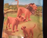 PLAYMOBIL Lion Family Building Kit 6642 ( For kids 4 - 10 years old )