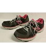 NEW BALANCE Womens 421 Grey & Pink 8.5 B Running Tennis Shoes WE421PS1 - $15.99