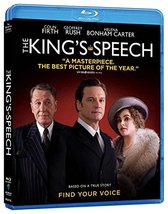 The King's Speech [Blu-ray] (2010)