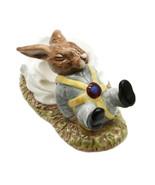 Royal Doulton England BUNNYKINS Porcelain Figurine Freefall Bunnykins DB 41 - $46.61