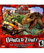 Jurassic Park - Danger Zone - PC/Mac [Mac]  - $9.95