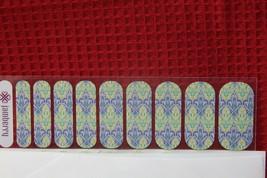 Jamberry (New) 1/2 Sheet Bright Deco Matte - $8.70
