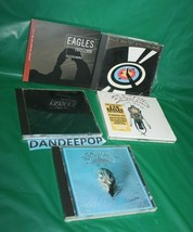 6 The Eagles Assorted Music CD's  - $39.59