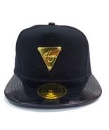 Blue Golden HATER Men Women Baseball Cap Snapback Hip-Hop Adjustable Bbo... - £8.64 GBP