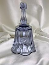 VINTAGE Fenton Art Glass Lavender Bell - $28.00