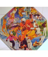 Vtg Springbok 500 pc Octagon Puzzle Sporting Life - $10.00