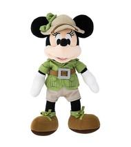 Disney Parks 9 inc Minnie Mouse Safari Plush New with Tags - $26.42