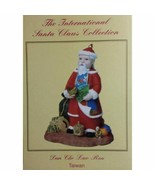 International Santas Dun Che Lao Ren - Taiwan Christmas Figurine (The Claus - $40.16