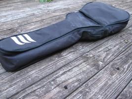 TKL Soft Guitar Carrying Case Black W Shoulder Straps Autographed Down t... - $19.35