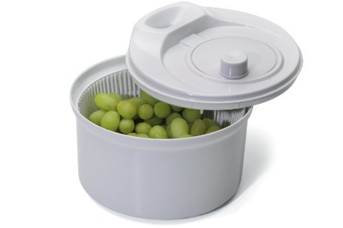 Prepworks by Progressive Flow Through Salad Spinner - 3.5 Quart