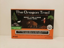 The Oregon Trail Hunt for Food Card Game - New - $12.73