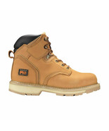 Timberland Pro Pit Boss 6 Inch Soft Toe Men's Work Boot Size 11.5 Color ... - $121.54