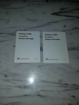 Cards Against Humanity Pax 2013 Promo 7/44 - $5.00