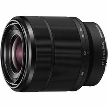 New Sony SEL2870 FE 28-70mm F3.5-5.6 Full Flame Lens -Bulk Package image 1