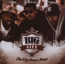 The City Never Sleeps - $26.60