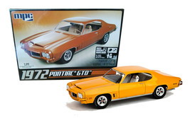 MPC 1972 Pontiac GTO 1:25 Scale Model Kit New in Box - $27.88