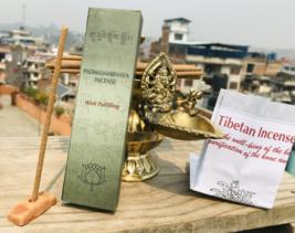 Padmasambhava  Tibetan Herbal Incense Stick (Wish Fulfilling) - $3.47