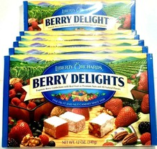 Liberty Orchards Berry Delights Exquisite Berry Confections 12 oz ( Pack... - $89.09