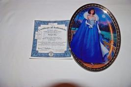 Barbie Midnight Blue Plate Collection Bradford Exchange - $23.56