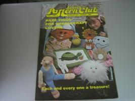 Annie's Pattern Club Newsletter Booklet Vol I No. 4 - August 1980 - $5.93