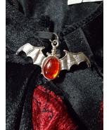 Girl Vampire Dress Halloween Costume L, California Costume 1 One Piece - $14.84