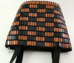 Wood Bead Purse Bucket Type image 5