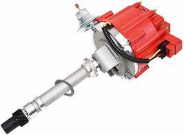 62-74 Chevy GM SB BB HEI Distributor Corvette 283 350 396 400 8mm Spark Plug Kit image 3