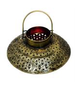 Handicraft Handmade Iron Antique Degchi T-light for Home Decoration - $58.99