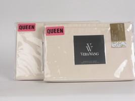 Vera Wang SIMPLICITY 4P Queen Sheet Set Carnation Blush $320 - $161.45