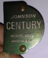 Johnson Century 100B Spincasting Reel, Side Cover Part - $3.99