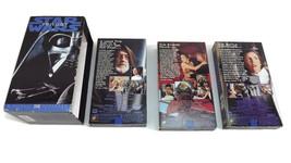 STAR WARS TRILOGY Video LAST Release Star Wars In Original Version VHS 3... - $18.90
