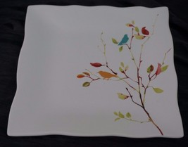 222 Fifth Egremont Square Salad Plate Wavy Edge... - $10.00
