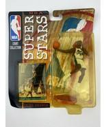 NBA Super Stars Collectible GRANT HILL Basket Ball Figure Detroit Piston... - $9.89