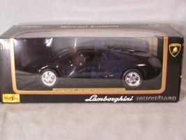Lamborghini Murcielago 1:18 scale diecast Special Edition Maisto - $42.37