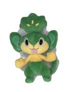 "Nintendo Pokemon Center 9"" Pansage Plush Green Yellow Stuffed ANimal - $15.44"