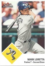 2003 Fleer Tradition Update Mark Loretta 199 Padres - $1.00