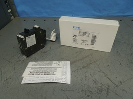 Eaton QBGFT1020 20A 120V 1P Circuit Breaker with Ground Fault Protection - $100.00