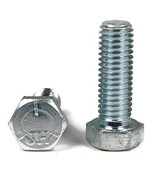 Hex Cap Screws Grade 5 Zinc - 9/16''-18 x 1-1/2'' FT - Packedge Quantity... - $132.41