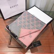 Fashion Women Scarf Gray&Pink Cashmere Wrap Scarves L1032 - $19.99