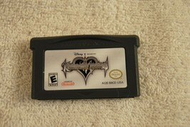 Kingdom Hearts: Chain of Memories (Nintendo Game Boy Advance, 2004) Game... - $19.99