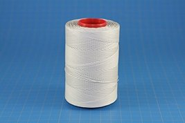 1.0mm Silver Ritza 25 Tiger Wax Thread For Hand Sewing. 25 - 125m length (50m) - $11.76